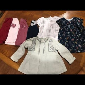 EUC: Baby Girls Zara Bundle